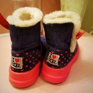 I Heart UGG Girl's Boots